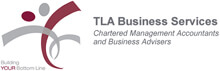 TLA business services logo