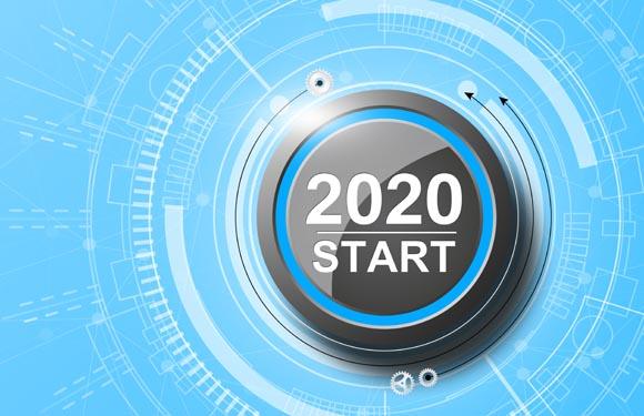 Sprung ins neue Jahr 2020!